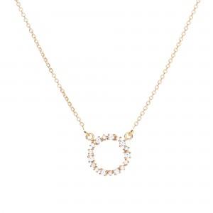 Beli kalung emas wanita dengan model terbaru 2020