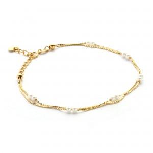 Belanja gelang emas wanita terbaik April 2020