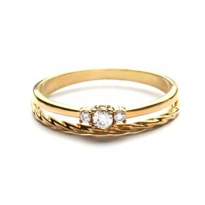 cincin emas aurum lab fika