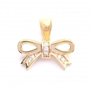 Aurum Fidelia Gold Pendant