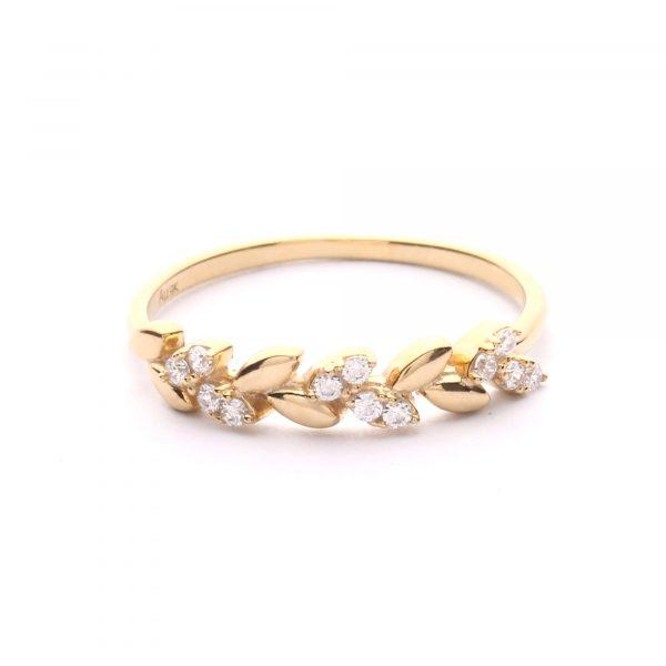 Cincin Emas Kanaya Ring - 1