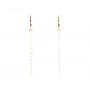 Anting Emas - Tiffany 1