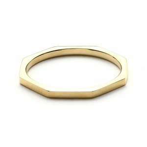indie gold ring