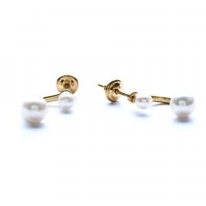 Kanya Gold Earring 1