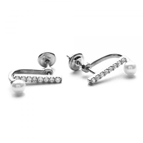 Karlene Gold Earring 1 w