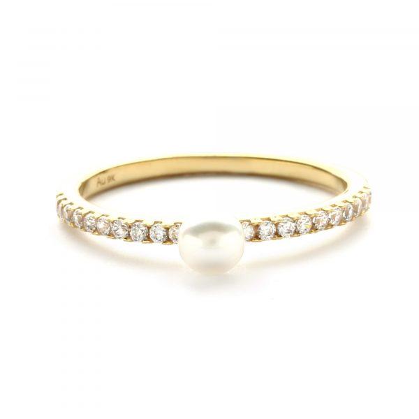 Kyara Gold Ring 1
