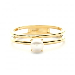 Marcella Gold Ring 1
