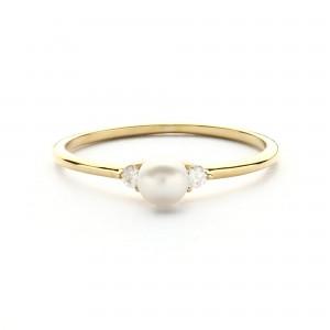 Syafira Gold Ring 1