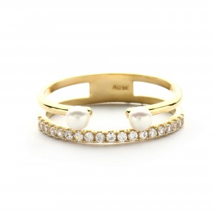 Zia Gold Ring 1