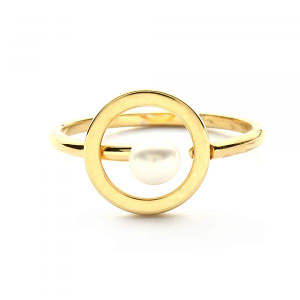 Zora Gold Ring 01